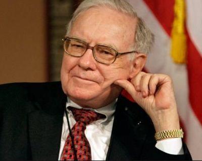 投資家ランキングのウォーレン・バフェットの画像